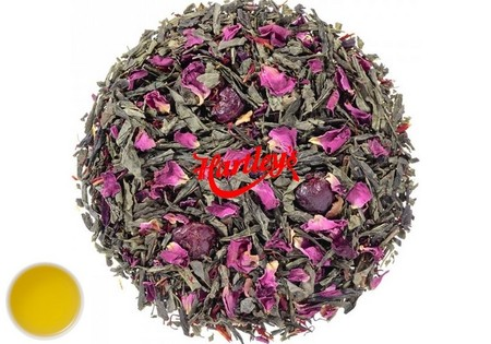 Losse Groene thee Cranberry Rose 100g