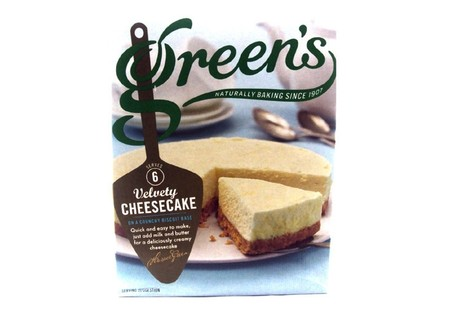 Greens Original Cheesecake Mix 259g