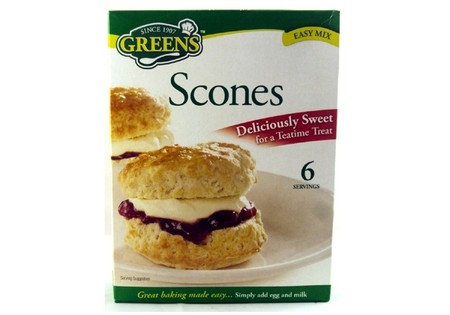 Greens  Scone Mix 280g