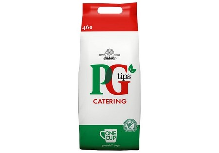 Pg Tips Teabags 1 Cup 460S