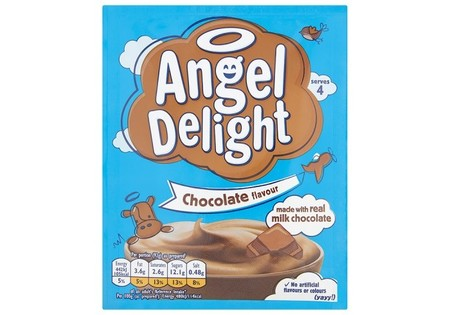 Angel Delight  Chocolate 66g