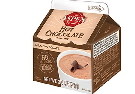 Aspen Mulling Spices Milk Chocolate Hot Chocolate Mix