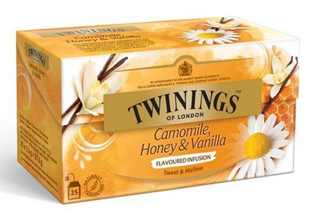 Twinings Infusions Kamomille Honey Vanilla 25 ST