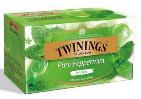 Twinings Infusions Pure Peppermint 25 ST
