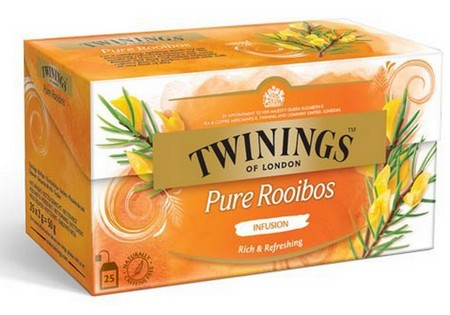 Twinings Infusions Pure Rooibos 25 ST