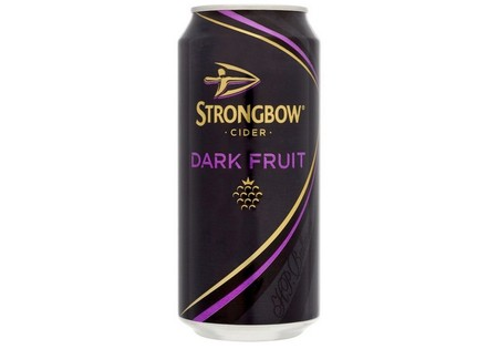 Strongbow Dark Fruit Cider Can 440m