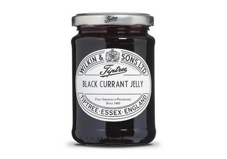 Tiptree Jelly Black Currant 340G