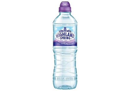 Highland Spring Sportscap Water 24 For 18 500ML