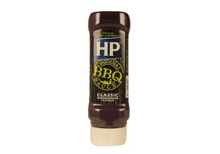HP Classic Barbeque Woodsmoke Sauce 465g