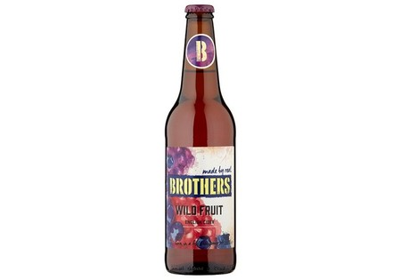 Brothers Wild Fruits Bottle 500ML