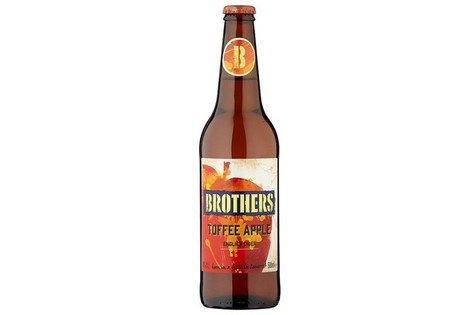 Brothers Toffee Apple Bottle 500ML