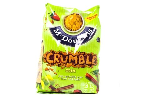 McDougalls Crumble Topping 400g