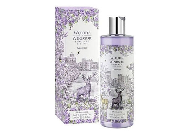 Woods of Windsor White Jasmin Bath en Showergel 250 ml