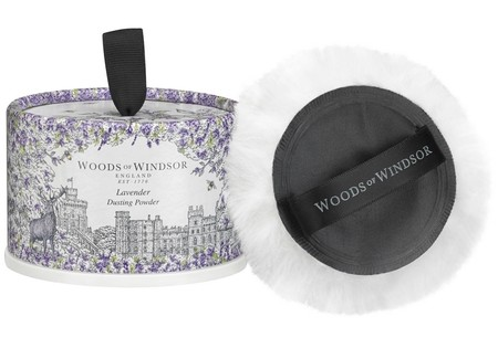 Woods of Windsor Lavender Dusting Powder 100 gr