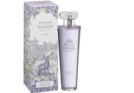 Woods of Windsor Lavender Eau de Toilette 100 ml