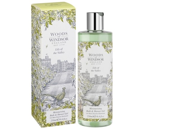 Woods of Windsor Lily of the Valley Bath & Showergel 250 ml