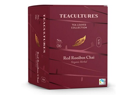 Tea Cultures Red Rooibos Chai 25 st