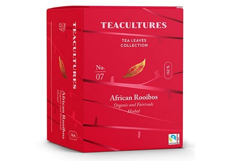 Tea Cultures African Rooibos 25 st