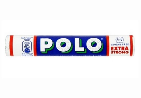Rowntree's  Polo Extra Strong Sugar Free