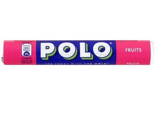 Rowntrees Polo Fruit