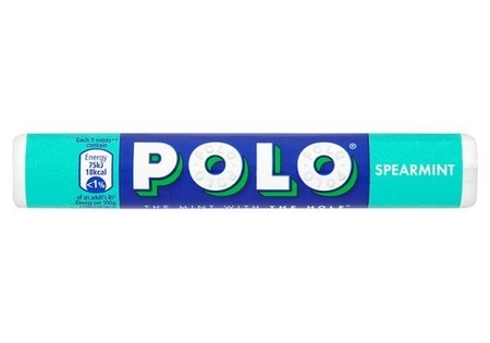 Rowntrees Polo Spearmints