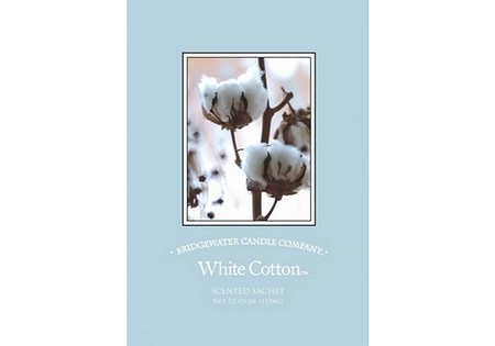 Bridgewater Geurzakje White Cotton