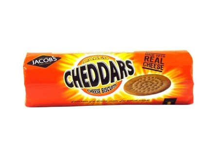 McVities Cheddars 150g
