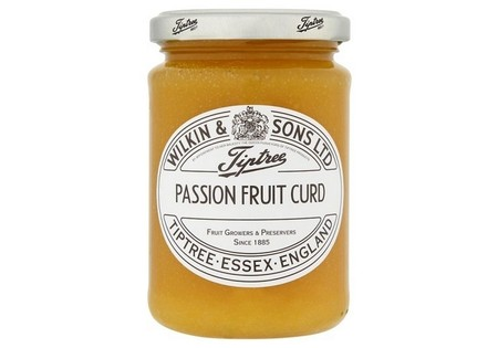 Tiptree Curd Passion Fruit 312g