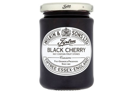 Tiptree Jam Black Cherry Conserve 340g