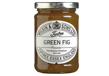Tiptree Jam Green Fig Conserve 340g