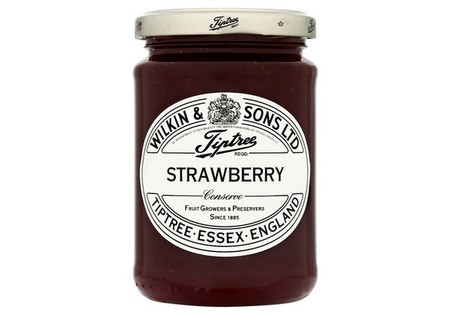 Tiptree Jam Strawberry 340g