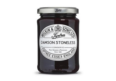 Tiptree Jelly Damson Stoneless Conserve 340g