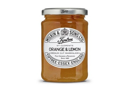 Tiptree Marmalade Orange Lemon 340g
