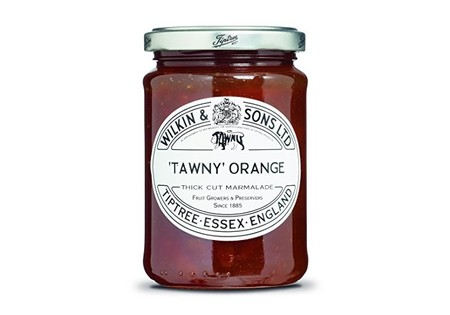 Tiptree Marmalade Tawny Orange 340