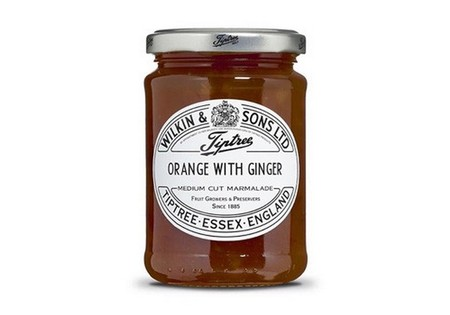 Tiptree Marmalade Orange and Ginger 340g