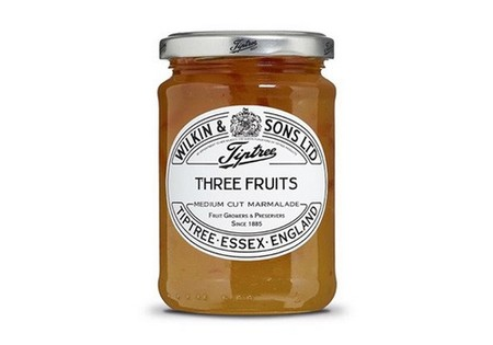 Tiptree Marmalade Three Fruits 340g