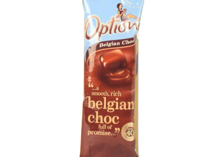 Options Belgian Chocolate 11g