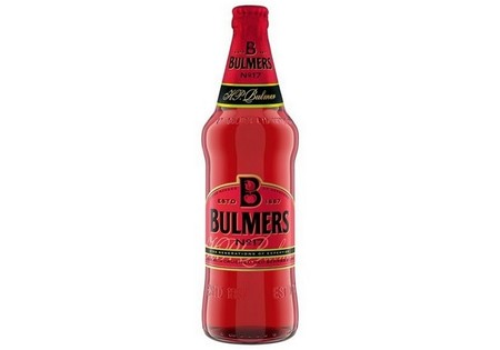 Bulmers Black Cherry and Lime Cider 568ml 4% Alcohol