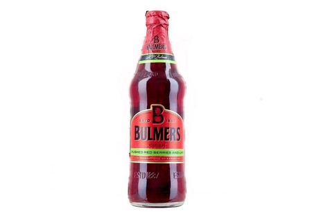 Bulmers No17 Red Berries and Lime Cider 568ml 4% Alcohol