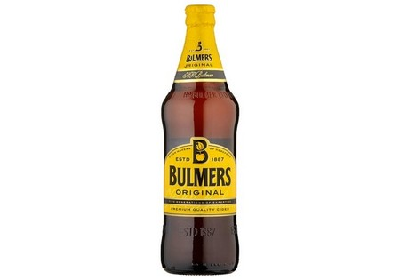 Bulmers Original Cider 568ml 4% Alcohol