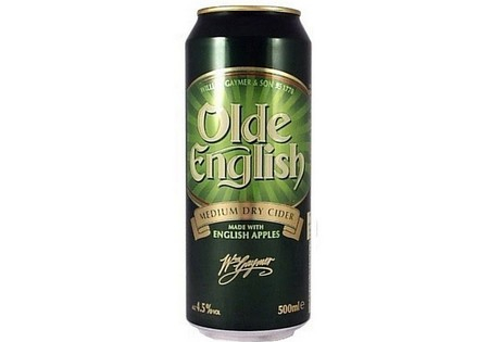 Gaymers Olde English Cider 500ml / 4.5% Alcohol