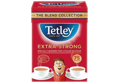 Tetley  Extra Strong Tea 75s