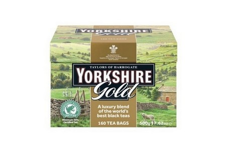 Yorkshire  Gold Teabags 160'S