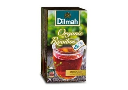 Dilmah Kruidenthee Rooibos Pure Natural Organic 20 st