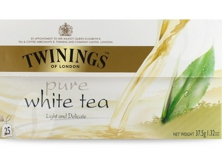 Twinings Pure Witte Thee 25st