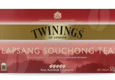 Twinings Zwarte Thee  Lapsang Souchong 25st
