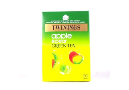 Twinings Green Tea with Apple & Pear 20 pack