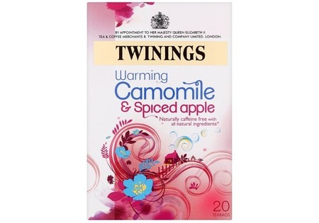 Twinings Tea Infusion Camomile and Spiced Apple 20s