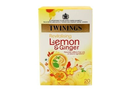Twinings Tea Infusion Herbal Infusion Lemon Ginger 20s