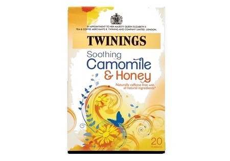 Twinings Tea Infusion Honey and Camomile 20s